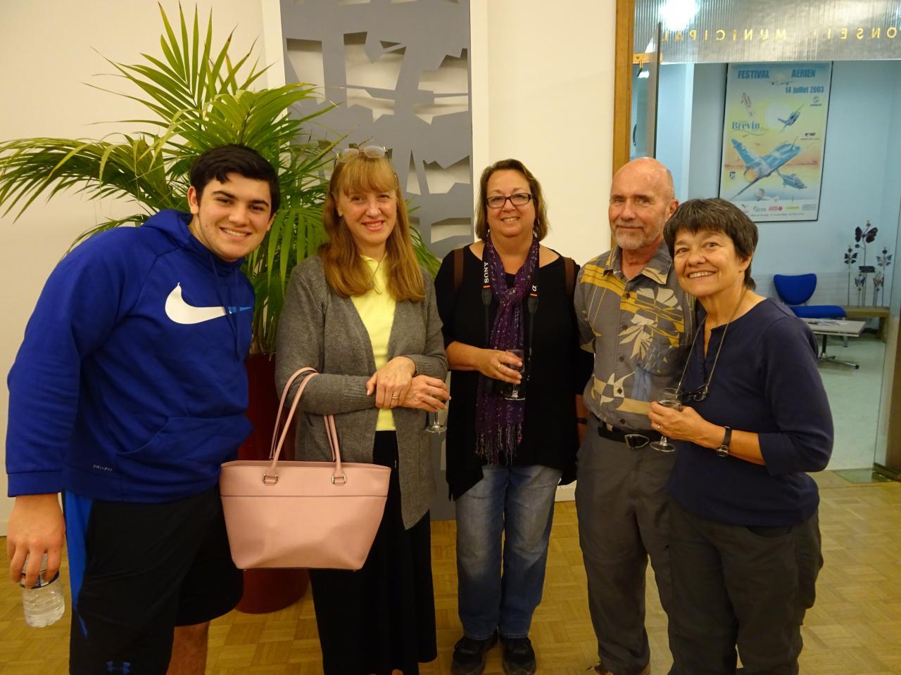 016-DSC01387 - Patrick, Anne Marie, Diana, Michael et Alicia