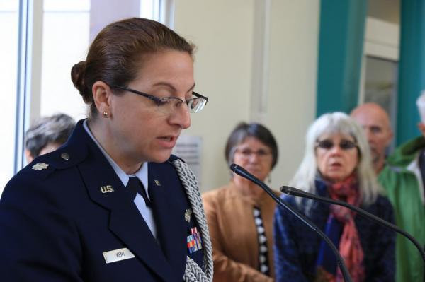 108_8C0A2698_R - Lieutenant Colonel Phyllis KENT (Ambassade Américaine)