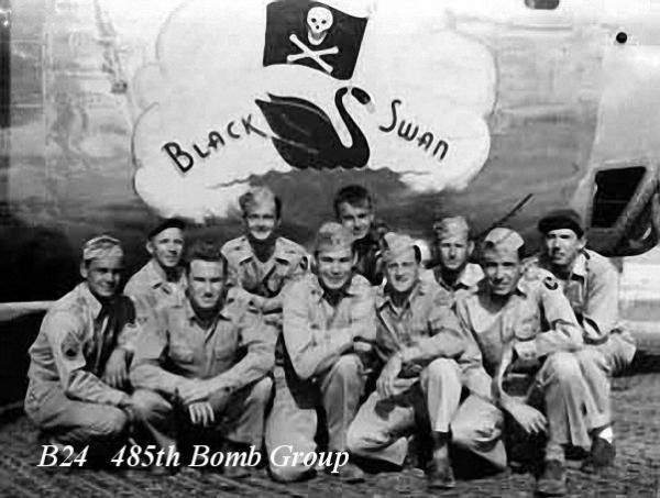 B24 485th Bomb Group