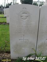 Sgt Arthur BAGLEY