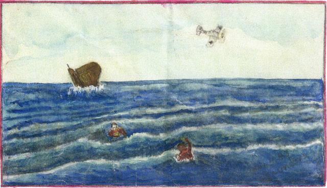 Frank saunders dessin 3 60