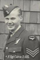 F/Sgt Calvin DAHL