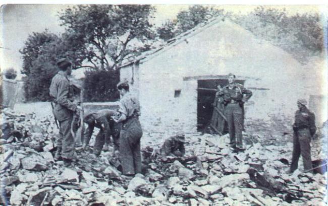 Grange 13 mai 1945