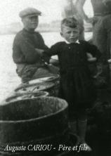 Auguste CARIOU - Père et fils