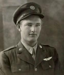 S/Sgt Martin E MARZOLF - Top Turret Gunner